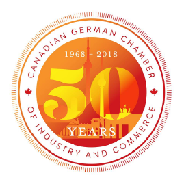 50 Years: Canadian German Chamber of Industry and Commerce